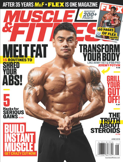 Muscle & Fitness May 18, 2018 00:00