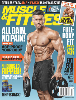 Muscle & Fitness Jul 2018