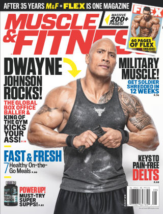 Muscle & Fitness Aug 2018