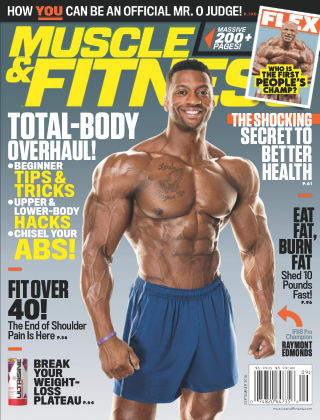 Muscle & Fitness Sep 2018