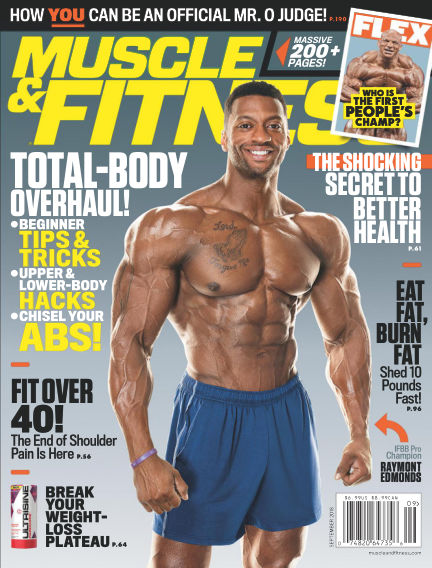 Muscle & Fitness August 17, 2018 00:00
