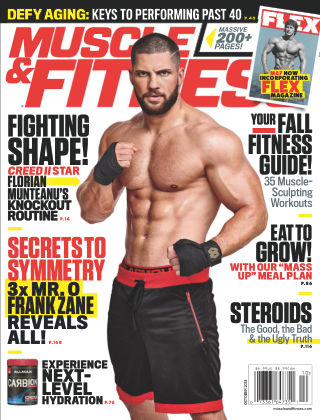 Muscle & Fitness Oct 2018