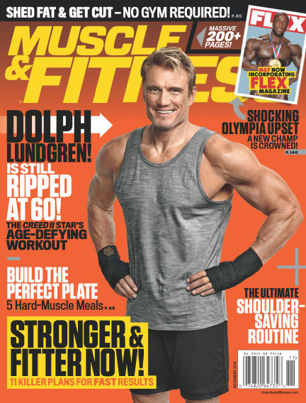 Muscle & Fitness October 19, 2018 00:00