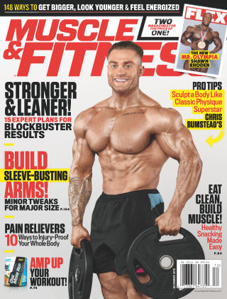 Muscle & Fitness Dec 2018