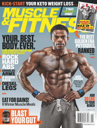 Muscle & Fitness Jan 2019