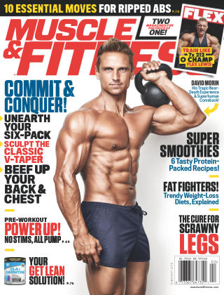 Muscle & Fitness Feb 2019
