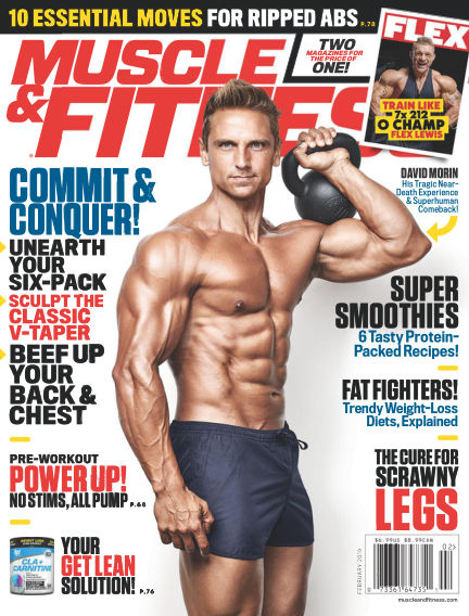 Muscle & Fitness January 18, 2019 00:00