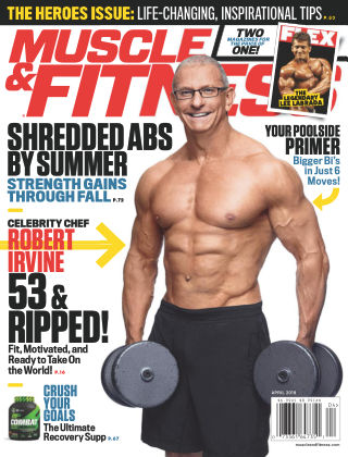 Muscle & Fitness Apr 2019