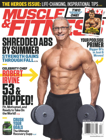 Muscle & Fitness March 15, 2019 00:00