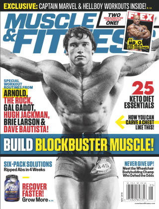 Muscle & Fitness May 2019