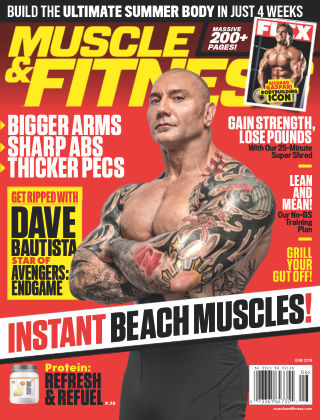 Muscle & Fitness Jun 2019