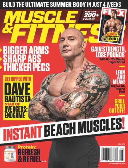 Muscle & Fitness May 17, 2019 00:00