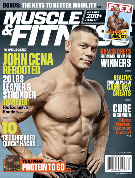 Muscle & Fitness August 16, 2019 00:00