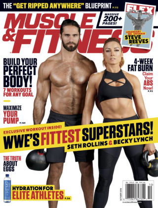 Muscle & Fitness Oct 2019
