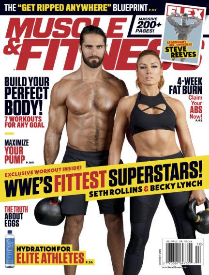 Muscle & Fitness September 13, 2019 00:00