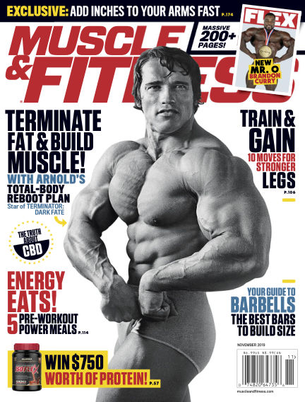 Muscle & Fitness October 18, 2019 00:00