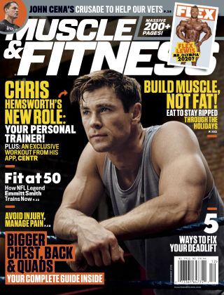 Muscle & Fitness Dec 2019