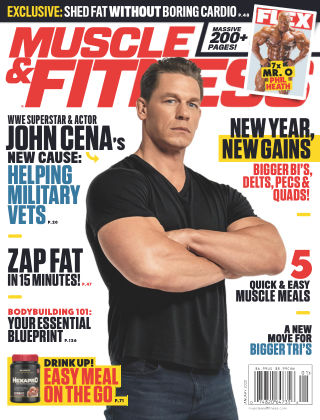 Muscle & Fitness Jan 2020