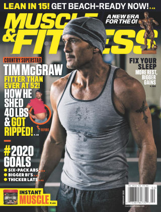 Muscle & Fitness Feb 2020