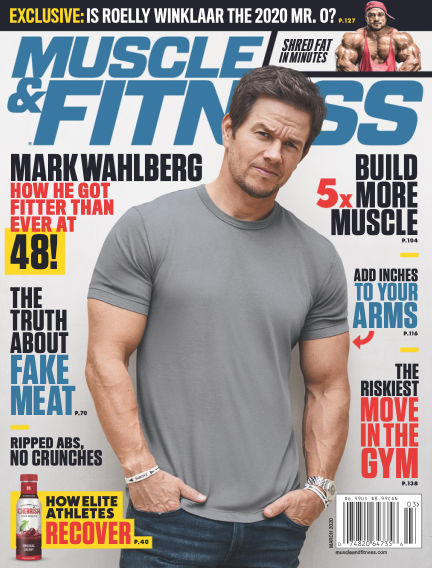 Muscle & Fitness February 14, 2020 00:00