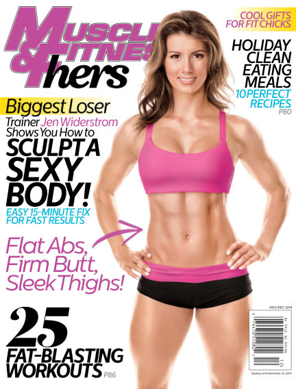 Muscle & Fitness Hers October 17, 2014 00:00