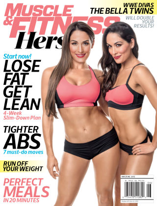 Muscle & Fitness Hers May / June 2015