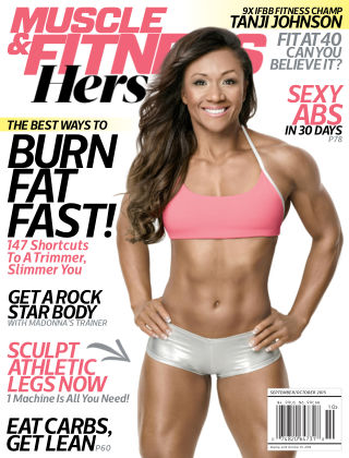 Muscle & Fitness Hers Sep / Oct, 2015