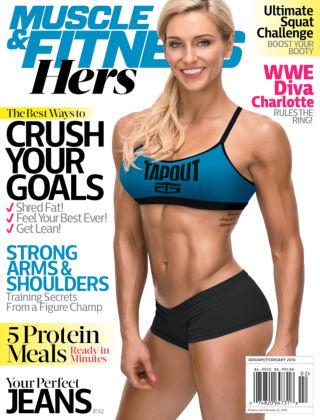 Muscle & Fitness Hers Jan-Feb 2016