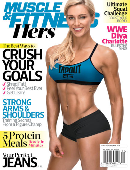 Muscle & Fitness Hers December 18, 2015 00:00