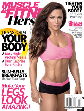Muscle & Fitness Hers Mar-Apr 2016
