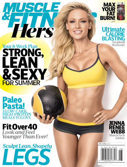 Muscle & Fitness Hers April 15, 2016 00:00