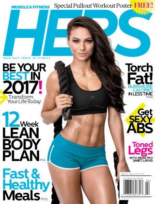 Muscle & Fitness Hers Jan-Feb 2017