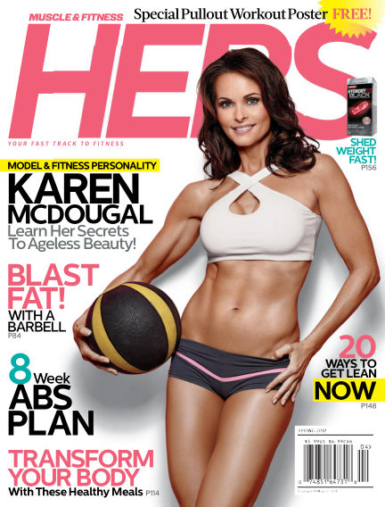Muscle & Fitness Hers February 17, 2017 00:00