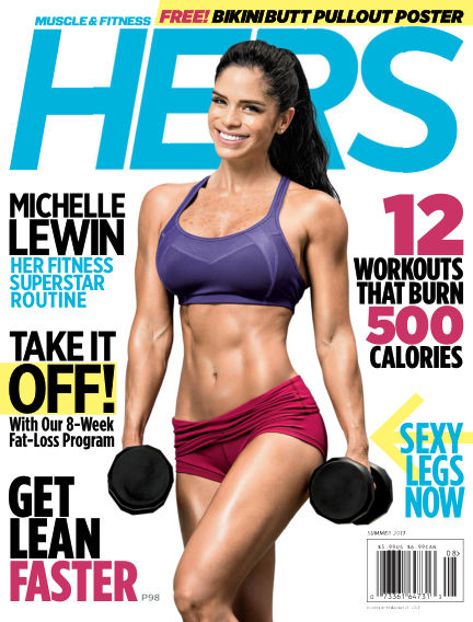 Muscle & Fitness Hers May 19, 2017 00:00