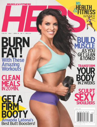Muscle & Fitness Hers Fall 2017