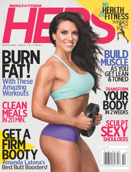 Muscle & Fitness Hers August 18, 2017 00:00