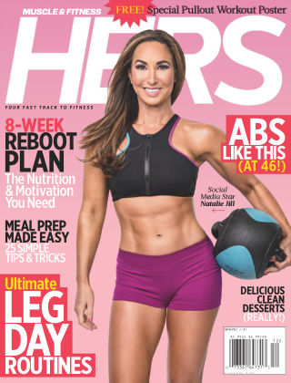 Muscle & Fitness Hers Winter 2017