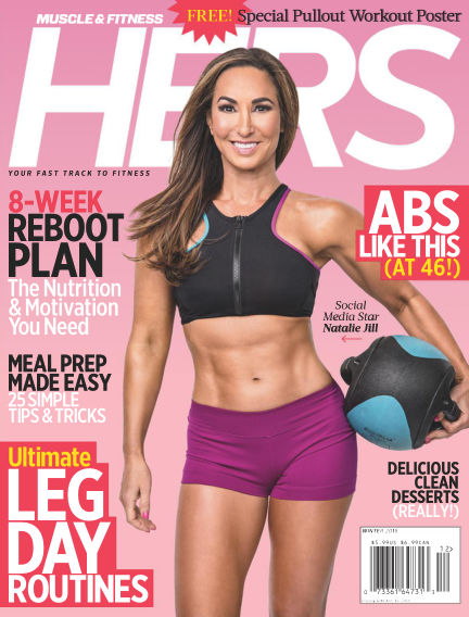 Muscle & Fitness Hers November 20, 2017 00:00