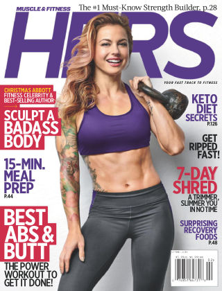 Muscle & Fitness Hers Spring 2018