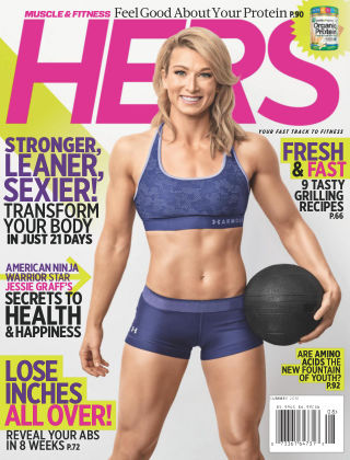 Muscle & Fitness Hers Summer 2018