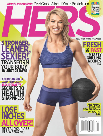 Muscle & Fitness Hers May 21, 2018 00:00