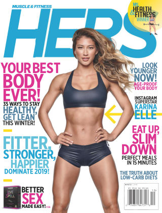 Muscle & Fitness Hers Winter 2019