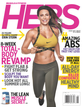 Muscle & Fitness Hers Spring 2019
