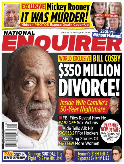 National Enquirer November 28, 2014 00:00