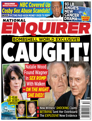 National Enquirer Issue 50