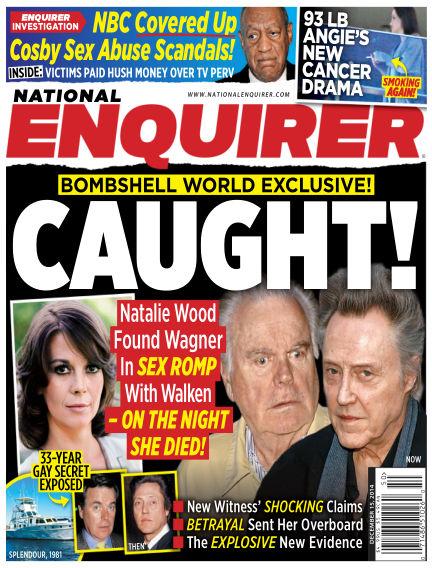 National Enquirer December 05, 2014 00:00