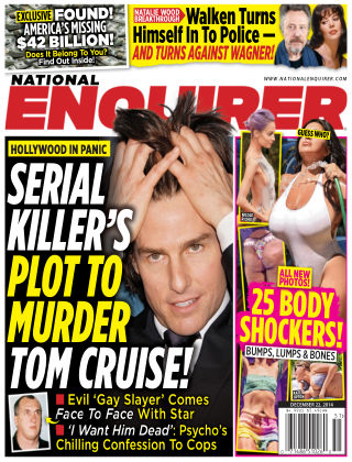 National Enquirer Issue 51
