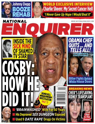 National Enquirer Issue 1, 2015
