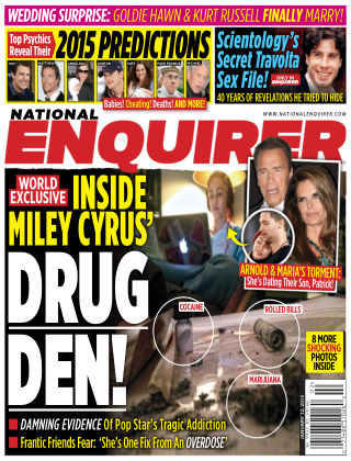 National Enquirer Issue 2, 2015