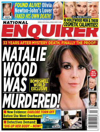 National Enquirer Issue 5, 2015